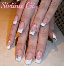 Acrylic Nails With Rhinestones Designs - How You Can Do It At Home ... Nail Art For Beginners 20 No Tools Valentines Day French How To Do French Manicure On Short Nails Image Manicure Simple Nail Designs For Anytime Ideas Gel Designs Short Nails Incredible How Best 25 Manicures Ideas Pinterest My Summer Beachy Pink And White With A Polish At Home Tutorial Youtube Tip Easy Images Design Cute Double To Get Popxo