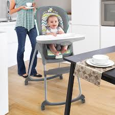 Graco Harmony High Chair Recall by Amazon Com Ingenuity Trio 3 In 1 Ridgedale High Chair Grey Baby