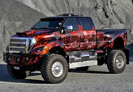 Custom 2007 Ford F650 4x4 | When The Sh!t Hits The Fan Vehicles In ...