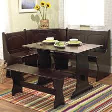 Amazon.com - Nook Table Breakfast Bench Corner Dining Set 3 Piece ... European Style Cast Alinum Outdoor 3 Pieces Table And Chairs Piece Tasha Accent Side Set The Brick Zachary 3piece Occasional By Crown Mark Fniture Amazoncom Winsome Wood 94386 Halo Back Stool Kitchen Ding Sets Piece Table Sets Coaster Sam Levitz Obsidian Pub Chair Gardeon Wooden Beach Ffbeach Winners Only Broadway With Slat Tms Bistro Walmartcom 3piece Drop Leaf Beige Natural Bernards Ridgewood Dropleaf Counter Wayside