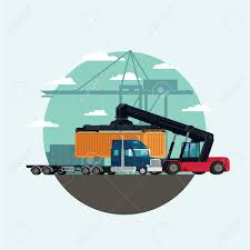 Cargo Logistics Truck And Transportation Container With Forklift ... Truck Transportation Vector Photo Free Trial Bigstock Teejays Logistics Repairs And Phoenix Cars And Truck Vehicle Transportation Design Image Cargo Ship Business Stock Edit Ship With Working Crane Check List Box On Wolrd Map Flyer Warehouse Services Managed Programs Canada Cartage Daf Trucks 90 Years Of Innovative Transport Solutions News Highway At Sunset Background Logistix The Best Freight Forwarder Transport Services In Iran Blood