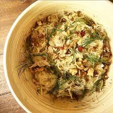 cuisiner le chou blanc en salade salade de chou blanc et chou à l aneth gratinez