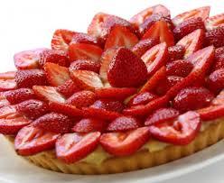 dessert aux fraises facile tarte aux fraises facile recette de tarte aux fraises facile