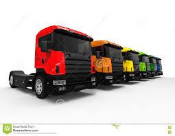 100 Different Trucks Trucks Stock Illustration Illustration Of Load 79682982