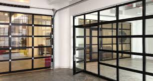 Brilliant Glass Garage Doors With Regard To Overhead Door I81