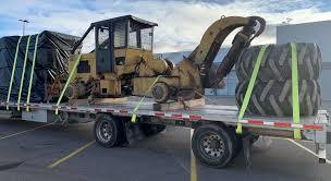 100 Beam Bros Trucking Heavy Haul Logistics Hauling Equipment Transport Equipment Ltl