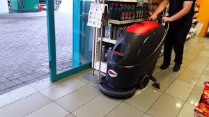 Viper 28t Floor Scrubber by Viper As 510b Scrubber Dryer Cleaningmachines Ie Youtube