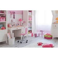 bureau chambre fille meuble chambre enfant bureau enfant design magnolia achat