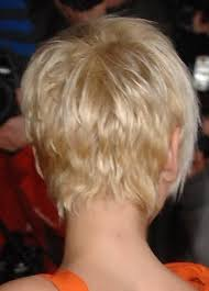 pixie bob haircut back view style in trend