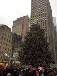 Rockefeller Center Christmas Tree Fun Facts by The Cashmere Gypsy 2014 December