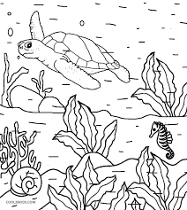 Online Nature Coloring Pages 74 For Free Book With