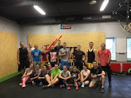 100 Crossbox CrossBox Fitness Journal Shaqada Maalinta Khamiis 180125