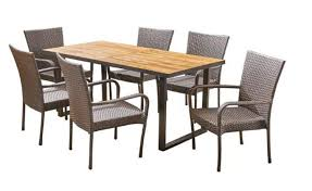 Teak Dining Set. Solid Wood Amari 7 Piece Teak Dining Set 1 ... Rattan Ding Chair Set Of 2 Mocka Nz Solid Wood Table Wicker Chairs Garden Table And Chairs 6 Seater Triple Plate Grey Granite Wicker Grosseto Cream Wood Round With 5 In Blandford Forum Dorset Gumtree Teak Driftwood Sunbrella Details About Louis Outdoor 7 Piece Acacia Stacking Shore Coastal Cushion Room Trends Ideas For 20 Hayneedle Sahara 10 Seat Top Kai Setting Sicillian Stone Half Rovicon Saltash Small Extending 4 Amari 1