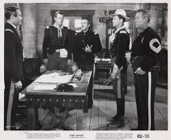 Fort Wayne Desk Sergeant by Fort Apache 1948 The 1940 U0027s John Wayne Message Board Jwmb