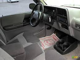 Gray Interior 1994 Mazda B-Series Truck B4000 LE Extended Cab Photo ...