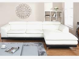 canap d angle en cuir blanc salon canape angle meilleur canape d angle cuir blanc design