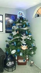 Dallas Cowboys Christmas Tree Cowboy Ornaments And Ornament Helmet Top