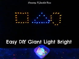 Homemade Light Bright Fun