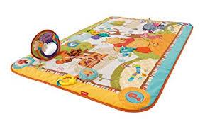 Amazon Fisher Price Disney Baby Play Mat Winnie The Pooh