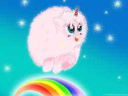 DeviantArt More Like Pink Fluffy Unicorns Dancing On Rainbows