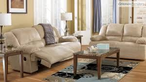 hogan khaki living room collection from signature design by ashley