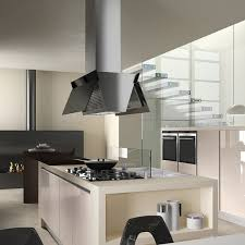 hotte de cuisine centrale hotte decorative cuisine centrale cuisine idées de décoration de