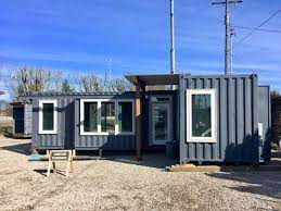 104 Building House Out Of Shipping Containers Oregon Business This Business Owner Builds Homes