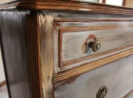 Vintage Furniture Paint