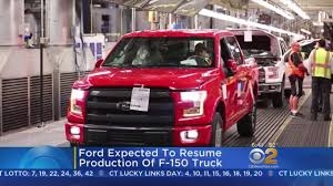 Ford Expected To Resume Production Of Popular F-150 Pickup Truck ... 2017 Ford F150 Raptor Photo Image Gallery Looking For Interior Pics Of 42 To 47 Truck Truck 2015 Weighs Less Than 5000 Pounds 27 V6 Makes 325 Hp File1930 Model Aa 187a Capone Pic2jpg Wikimedia Commons New The Xlt Club Page Ford Forum Munity Of Fans 2021 Focus Estate 2018 2019 20 Part Hemmings Find Day 1942 112ton Stake Daily 2011 F250 Status Symbol Lifted Trucks Truckin Magazine Industrial 100cm X 57cm Vtg Design Four Things I Learned About Pr From Driving A Big Ford Pentax 6x7 67 55mm F35 Pick Flickr Powernation Tv On Twitter On Set Today Are This 1937