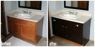 Restaining Oak Cabinets Forum by How To Use Gel Stain On Cabinets The Good U0026 The Bad