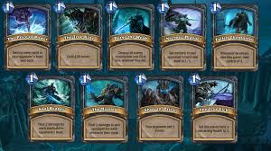 Paladin Deck Lich King for those who are planning on beating the lich king using all 9