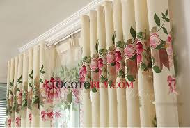 european bedroom jacquard window curtains drapes buy colorful
