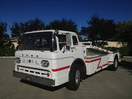 BangShift.com Take A Look At This! A 1958 Ford C-800 Fire Truck ...