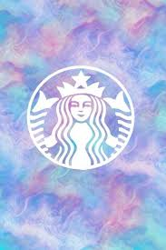 Pastel Starbucks Wallpaper