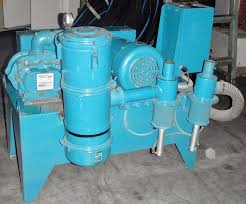Dresser Roots Blower Vacuum Pump Division by Novatec Vpu 5 Vacuum Pump 267822 For Sale Used