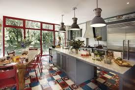 cuisines style industriel design interieur cuisine style industriel meubles gris