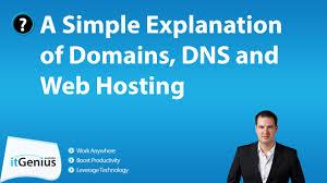 A Simple Explanation Of Domains, DNS And Web Hosting - YouTube How To Use Our Dns Hosting Record Management Preguntes Freqents Computehost Reviews Bitcoin Bittrustorg Top 5 Best Providers Of 2017 Stratusly Do I Manage My Records Hetzner Help Centre Host Your Site In Amazon S3 And Link To Domain Via Route53 Cloudflare Wants Update Registration Model Automate Create A Noip Dynamic Account Answer Netgear Support Godaddy Cname Mx For Zoho Mail Free Bhost Vps With Unmetered Bandwidth Google Cloud Alternatives Similar Websites Apps Looks Like Someone Forgot Renew Their Hosting Service
