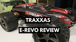 100 Revo Rc Truck Traxxas E Review Real Life RC Car Review YouTube
