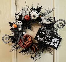 Nightmare Before Christmas Halloween Decorations Diy by 20 Best Halloween Images On Pinterest Fall Diy And Autumn