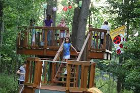 Amazing Backyard Treehouse (and How It Was Built) | Be A Fun Mum 10 Fun Playgrounds And Treehouses For Your Backyard Munamommy Best 25 Treehouse Kids Ideas On Pinterest Plans Simple Tree House How To Build A Magician Builds Epic In Youtube Two Story Fort Stauffer Woodworking For Kids Ideas Tree House Diy With Zip Line Hammock Habitat Photo 9 Of In Surreal Houses That Will Make Lovely Design Awesome 3d Model Free Deluxe
