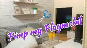 pimp my playmobil neues wohnzimmer playmobil