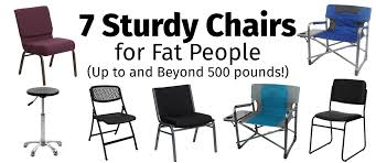 100 Dining Chairs For Obese 7 Sturdy For Fat People Up To And Beyond 500 Pounds