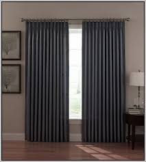 blackout curtains for traverse rod curtains home design ideas