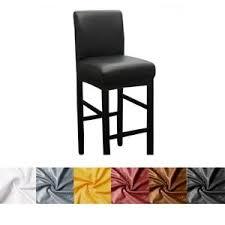 details zu stretch fit stuhl deckt hussen esszimmer hocker sitz bar pub hotel