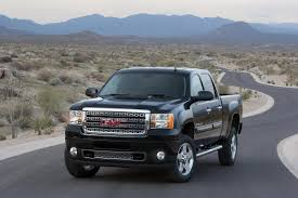 100 2010 Gmc Denali Truck 2011 GMC Sierra HD Gets New 66Liter V8 Diesel With 397HP And A