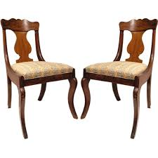 Empire Harp Back Dining Chairs