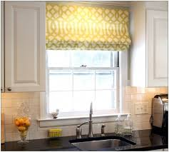 Kitchen Curtain Ideas Above Sink by Curtains For Kitchen Window Above Sink Window Curtains Designs