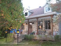 magnifique chalet maison au bord de l eau immobilier