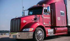 Our Peterbilt Fleet And Equipment For Our Drivers - Dynamic Transit