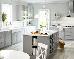 15 warm and grey kitchen cabinets home design lover best 25 gray